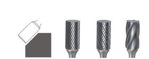 Nonferrous Cut Carbide Burr SA Cylindrical Shape.png